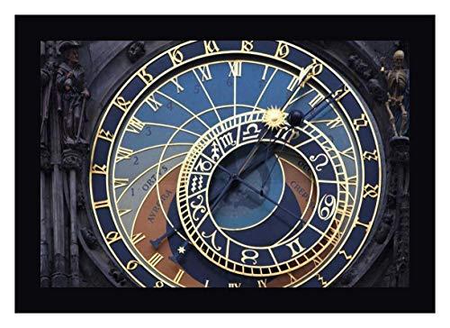 (Czech Republic, Prague Astronomical Clock by Dennis Flaherty - 19