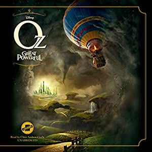 Oz the Great and Powerful Audiobook