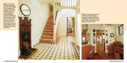 edwardian house interior. Edwardian House Style Handbook  Amazon co uk Hilary Hockman 9780715327807 Books