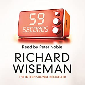 59 Seconds Audiobook