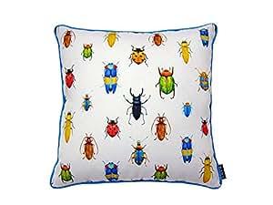 Lava almohadas Mini Beetles–18x 18manta almohada