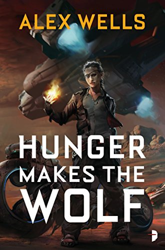 Hunger Makes the Wolf cover