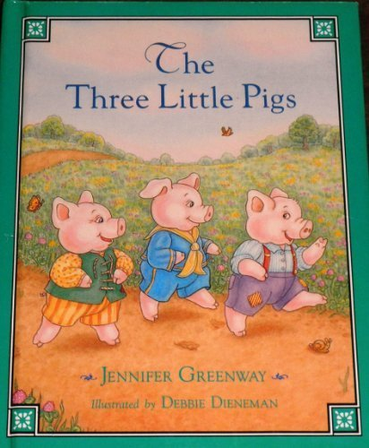 The three little pigs /