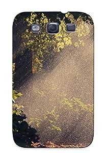 Galaxy S3 Case Cover Skin : Premium High Quality Summer Rain Case