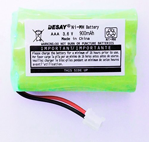 MOTOROLA battery for baby monitor models MBP33 MBP33S MBP36S MBP-33S MBP-36S MBP33BU MBP33P MBP35 MBP35T MBP36 MBP36PU MBP41 MBP41BU MBP41PU MBP43 MBP43BU ((3.6V NIMH 900Mah)) *****ships from the usa****