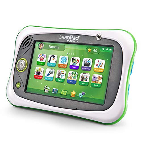 LeapFrog LeapPad Ultimate Ready for School Tablet, (Frustration Free Packaging), Green by LeapFrog (Image #3)