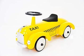 a5229da7aeee65 乗用玩具 足けりおもちゃ ARTABURG Speedstar 【イエローキャブ TAXI】アルタバーグ スピードスター