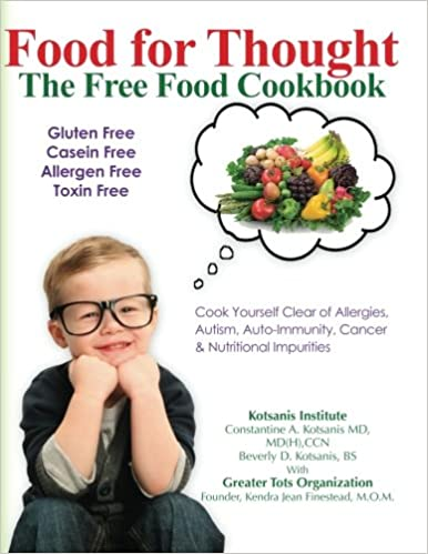 Book Food for Thought, The Free Food Cookbook