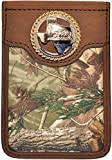 Custom Badger Texas Praying Cowboy Church Realtree AP Camo Money Clip