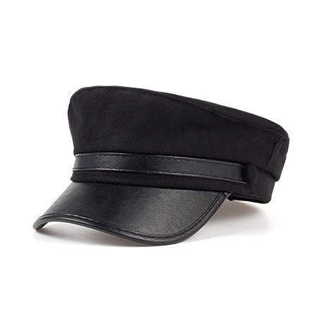 ERQINGBM Berretto Berretto Berretto Moda per Donna Cappello da Marinaio Blu  con Cappelli da Viaggio Outdoor e4b961d83cc2