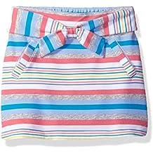 Gymboree Big Girls' Multi Stripe Tie Waist Skirt