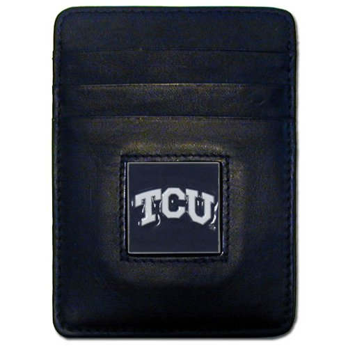 NCAA TCU Horned Frogs Leather Money ()