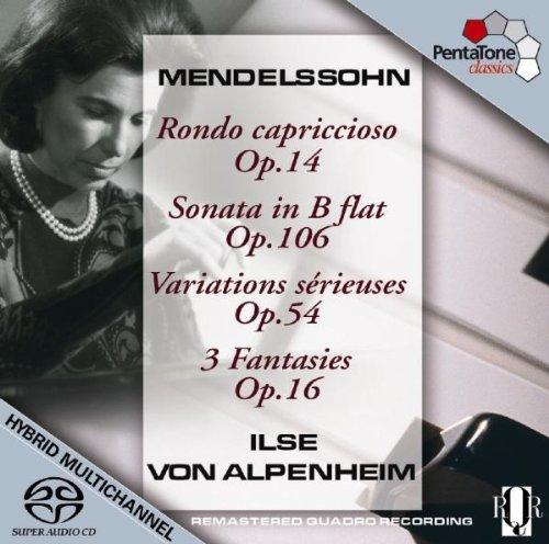 MENDELSSOHN-BARTHOLDY / ALPENHEIM