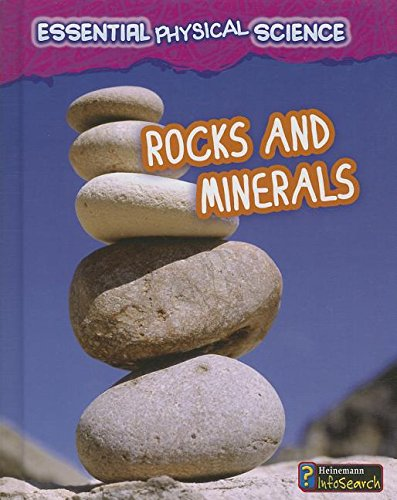 Download Rocks and Minerals (Essential Physical Science) PDF