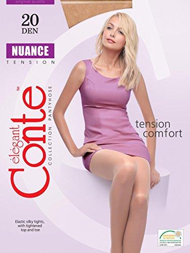 Conte Elegant Tights, Nuance, 20 Denier, Color: Natural (101013001)