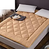 DHWJ Padded Mattress,Tatami Mattress,Full Cotton Cushion,Student Pads-B 100x200cm(39x79inch)