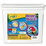 Wholesale CASE of 10 - Crayola Model Magic Clay-Model Magic Clay, Four 8 oz. Pouches, 2 lb., Assorted