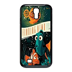 Finding Nemo - Just Swimming Productive Back Phone Case For SamSung Galaxy S4 Case -Pattern-8