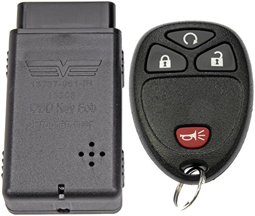 Dorman 99162 Keyless Entry Remote (Best Automotive Key Programmer)