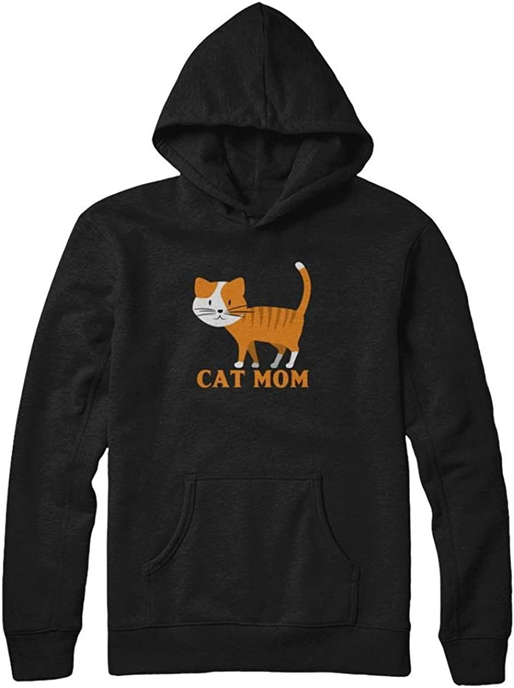 Pullover Hoodie Teely Shop Mens Bengal Cat Mom Mothers Day Gildan