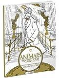 Animais Fantásticos e Onde Habitam. Personagens e Lugares Mágicos - Livro de Colorir