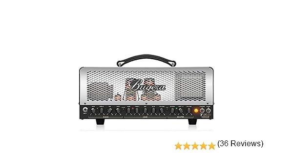 Bugera 032996 - Amplificador cabezal para guitarra: Amazon.es ...