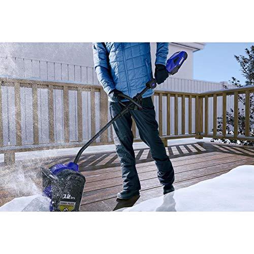kobalt snow blower review