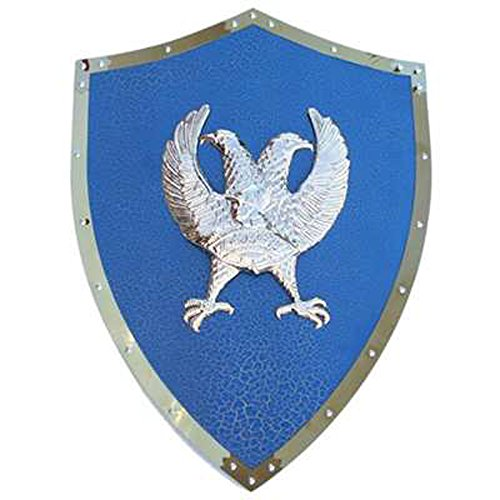 Medieval-Renaissance-Roman-Lorica-Segmenta-Shield