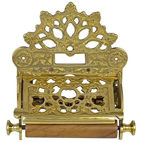 Vintage French Brass - 5