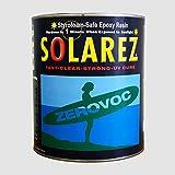 Solarez Unisex 1 Litre ZeroVoc Epoxy Resin