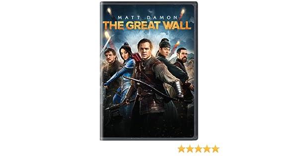 Great Wall [Edizione: Stati Uniti] [Italia] [DVD]: Amazon.es ...