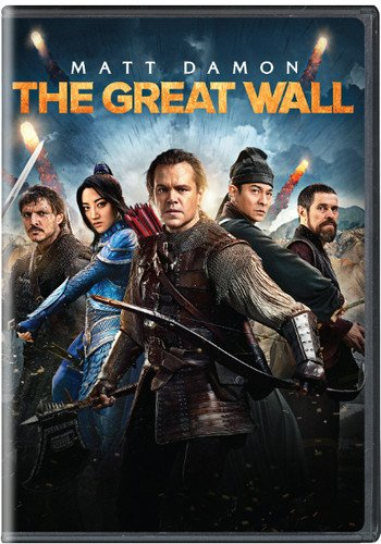The Great Wall Great Dvd