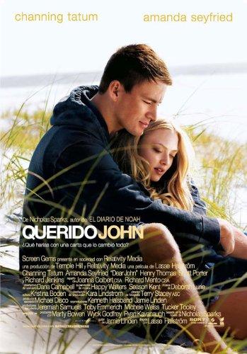 DVD o Blu-Ray de Querido John
