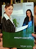 Annuity Concepts Txt, Kaplan Financial Education, 1419537687