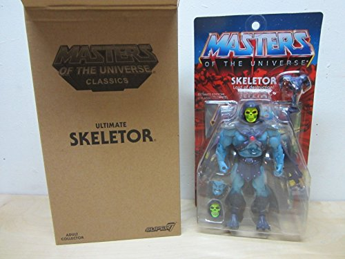 51Vy1KO%2BiEL - Masters of the Universe Classics Ultimate Skeletor Exclusive Action Figure