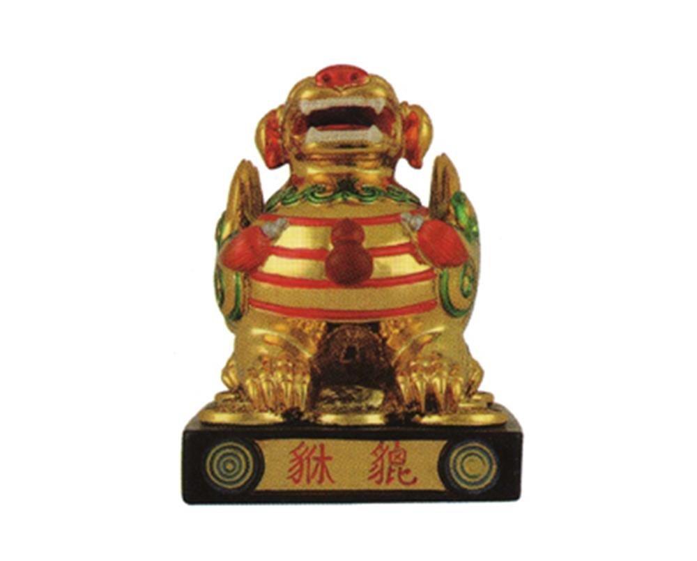 StealStreet SS-MU-CES24123 3 Inch Pi Yao with Stand Figurine