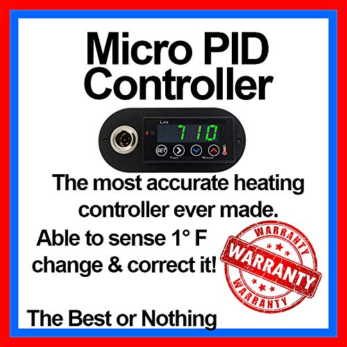Pro 710 lIFE PID Heat Controller Thermostat - Precision Low Temp Aromatherapy Heated Diffuser PID Temperature Control