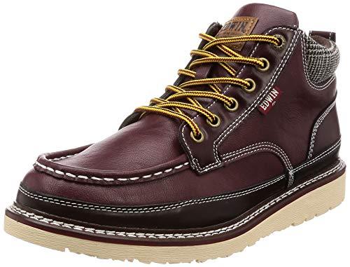 [エドウィン] ブーツ EDW7926 メンズ レッドブラウン 25.5 cm 2E