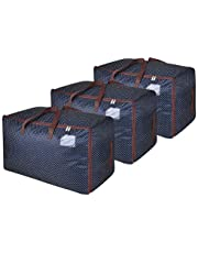 DOKEHOM DKA1011G 100L Large Storage Bag, Fabric Clothes Bag, Thick Ultra Size Under Bed Storage, Moisture proof