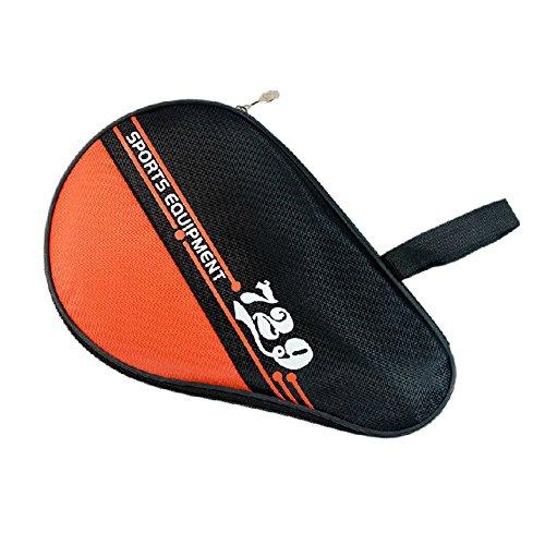 Table Tennis Racket Case Pingpong Bat Cover Paddle Bag