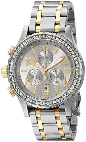 Nixon Women's A4041921 38-20 Chrono Watch
