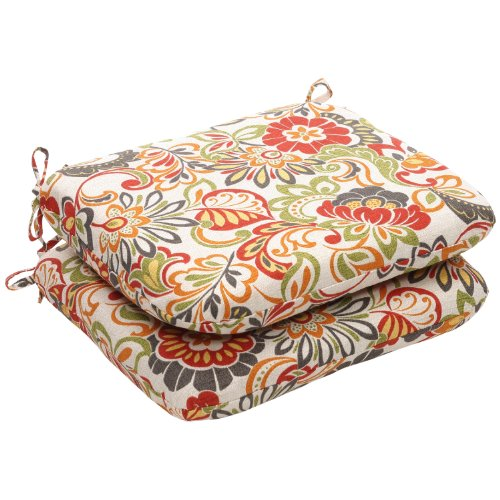 Pillow Perfect Outdoor Multicolored Cushion