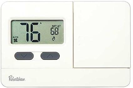 Robertshaw rs2110 calor/frío termostato Digital