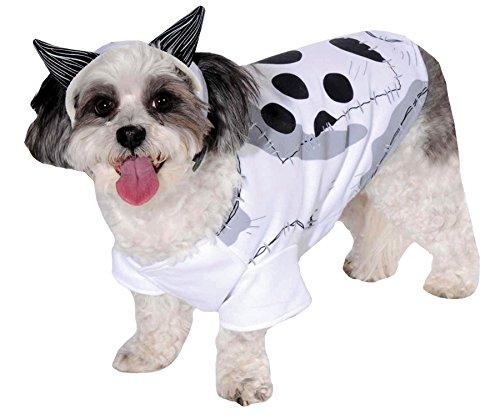 Frankenweenie Sparky Pet Costume Rubies
