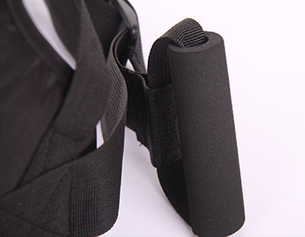 LOLBUY High Strength Childrens Motorcycle Safety Harness Can be Adjusted Up and Down,Black. by LOLBUY (Image #5)