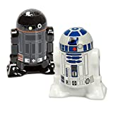 Star Wars Salt and Pepper Shakers - R2D2 and R2Q5 - Add a little Star Wars to every Meal (Kitchen)