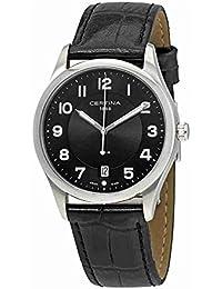 DS-4 Black Dial Mens Quartz Watch C022.410.16.050.00. Certina