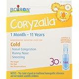 Boiron Coryzalia Cold Relief, 30-Dose