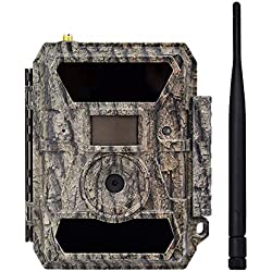 Bigfoot Cellular Camera 3G - No Contract - Multi Network - Easy Setup