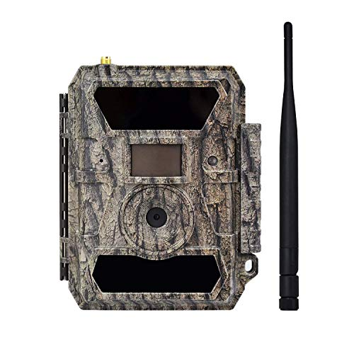 Bigfoot Cellular Camera 3G - No Contract - Multi Network - Easy Setup